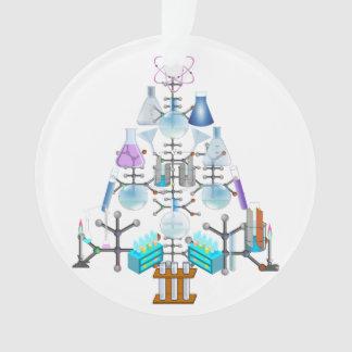 Oh Chemistry, Oh Chemist Tree Ornament