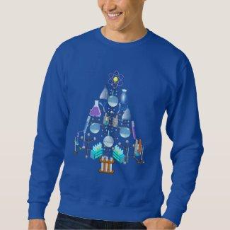 Oh Chemistry, Oh Chemist Tree Sweatshirt