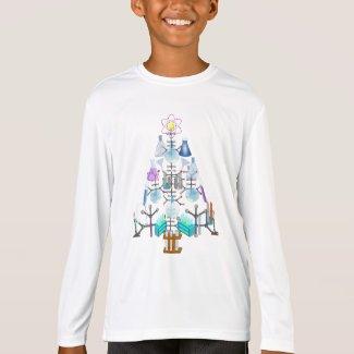 Oh Chemistry, Oh Chemist Tree Toddler T-shirt
