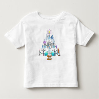 Oh Chemistry, Oh Chemist Tree Toddler T-shirt