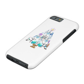 Oh Chemistry, Oh Chemist Tree Tough iPhone 6 Case