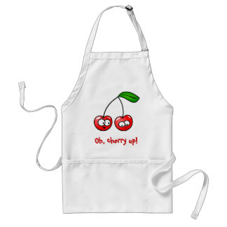 Oh, Cherry Up! Cherries All-Purpose Apron