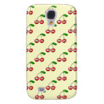 Oh, Cherry Up! Cherries Pattern iPhone 3G/3GS Case Galaxy S4 Cases