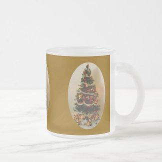 Oh, Christmas Tree 10 oz. Frosted Mug