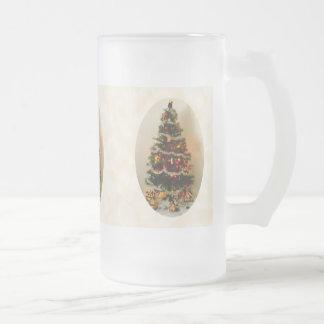 Oh, Christmas Tree 16 oz. Frosted Mug