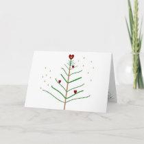 """Oh Christmas Tree"" 5 x 7 Greeting Card"