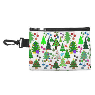 Oh Christmas Tree! Accessories Bags
