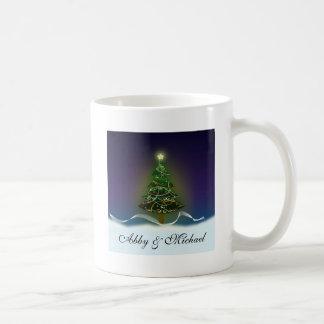 Oh Christmas Tree - First couple's Christmas Coffee Mug