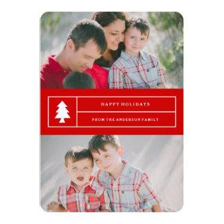 Oh Christmas Tree | Holiday Photo Card
