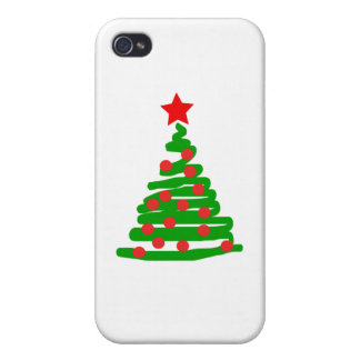 Oh Christmas Tree iPhone 4/4S Cover