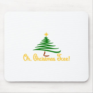 Oh, Christmas Tree Mouse Pad
