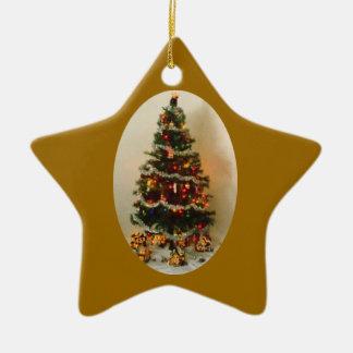Oh, Christmas Tree Star Ornament