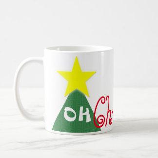 Oh Christmas Tree Whimsical Mug