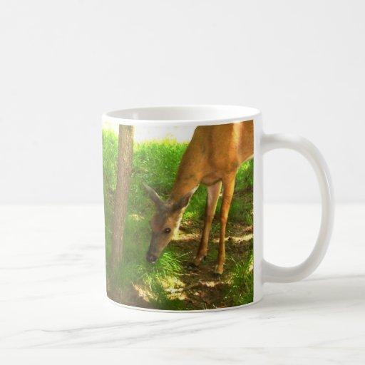 Oh ciervos tazas de café