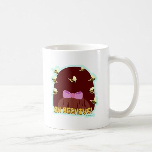 ¡Oh colmena! Taza De Café