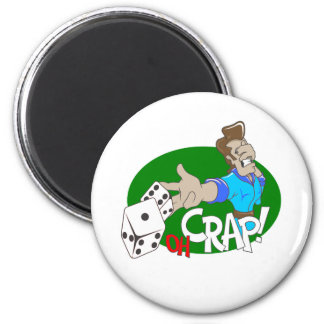 OH Crap! T-shirts and Gifts. Magnet