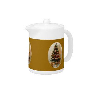 Oh, Cristmas Tree 11 oz. Teapot