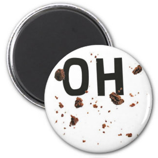 Oh Crumbs Magnet