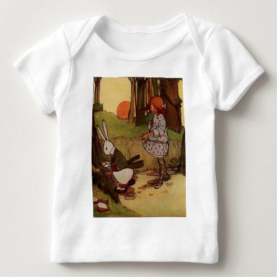 Oh Dear I Shall Be Late Baby T-Shirt