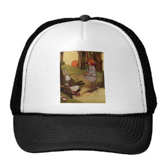 Oh Dear I Shall Be Late Trucker Hat