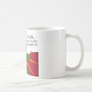 Oh Dear You Mean I've Been Unfriended? Pop Art Coffee Mug