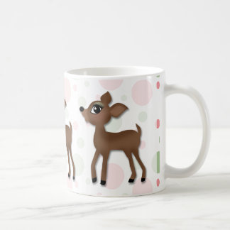 Oh Deer Girll Coffee Mug