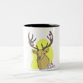 oh deer... mug
