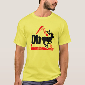 Oh Deer Not Again T-Shirt