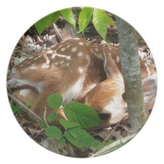 Oh Deer! Dinner Plate