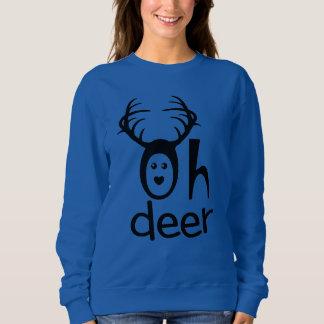 Oh Deer Sweater for Women