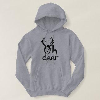 Oh Deer Sweatshirt for Women