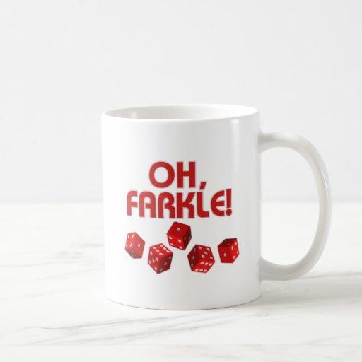 Oh, Farkle! Coffee Mugs