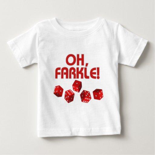 ¡Oh, Farkle! Playeras