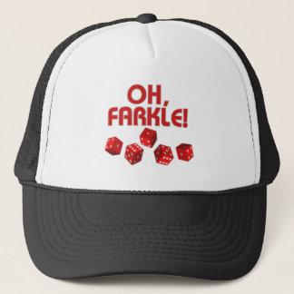 Oh, Farkle! Trucker Hat