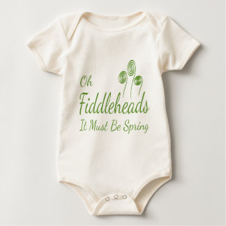 Oh Fiddleheads Baby Bodysuit