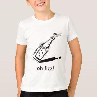 """""""oh fizz!"""" t-shirt"""