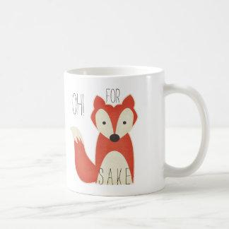 Oh! For Fox Sake Coffee Mug