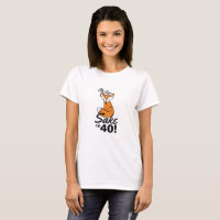 Oh, For Fox Sake I'm 40 Birthday T-Shirt