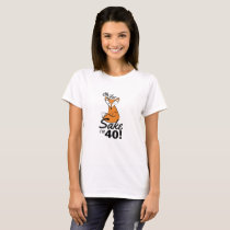 Oh, For Fox Sake I'm 40 Birthday T-Shirt