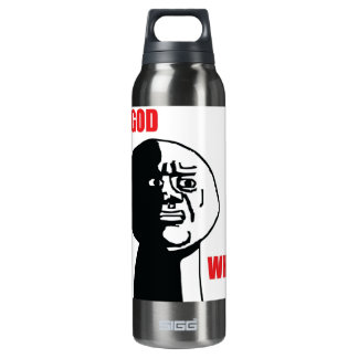 Oh God Why - Bottle SIGG Thermo 0.5L Insulated Bottle