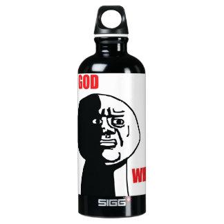 Oh God Why - Bottle SIGG Traveler 0.6L Water Bottle
