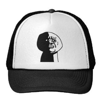 Oh God Why Guy Rage Face Meme Hats