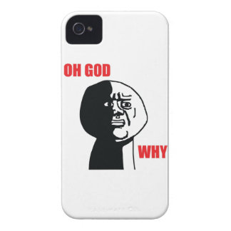 Oh God Why - iPhone 4/4S Case