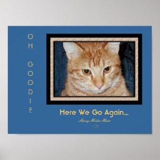 Oh Goodie aquí vamos otra vez poster