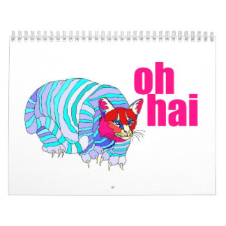 oh hai calendar