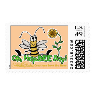 Oh HapBee Day Stamps