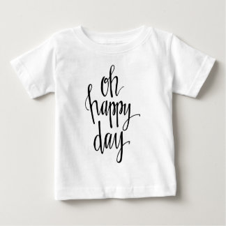 Oh happy-01 baby T-Shirt
