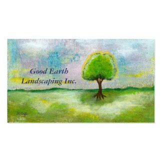 Oh Happy Day Business Profile Cards From Painting