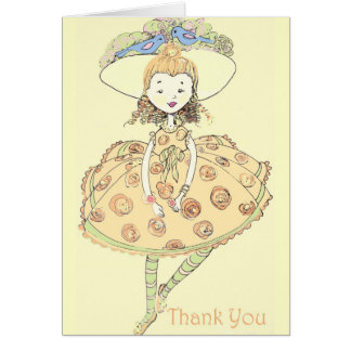 Oh Happy Day Thank You Greeting Card