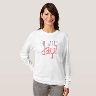 Oh happy day, Women's Basic Long Sleeve T-Shirt